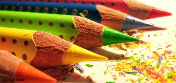 HD color pencil tips by Luxt Design